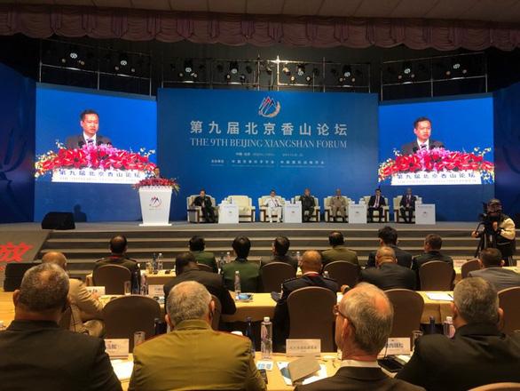 Phó tổng thư ký ASEAN: Nguy cơ tư duy kẻ thắng - người thua chi phối quan hệ quốc tế - Ảnh 1.