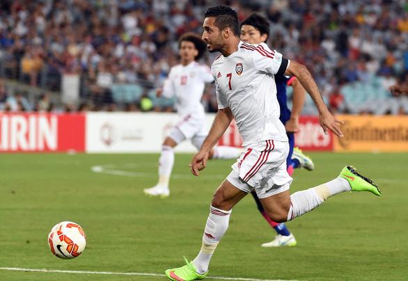 Báo UAE than thở: Lấy ai thay Ali Mabkhout ghi bàn vào lưới Việt Nam? - Ảnh 1.