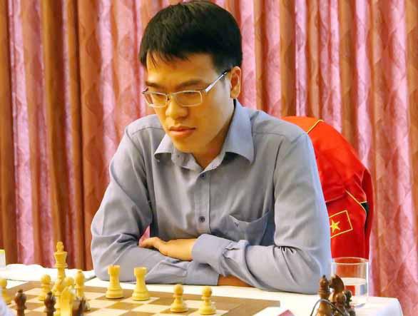 Quang Liêm, Trường Sơn gặp khó tại giải FIDE Grand Swiss 2019 - Ảnh 1.