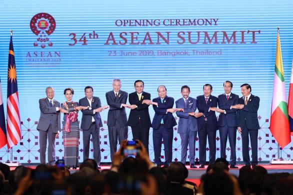 Biển Đông sẽ tiếp tục nóng tại thượng đỉnh ASEAN - Ảnh 1.