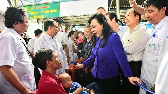 Chưa quyết định ai sẽ thay bà Nguyễn Thị Kim Tiến ở Bộ Y tế - Ảnh 1.