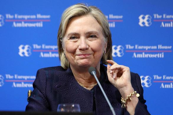 Bà Clinton đăng thư giả mỉa lá thư ông Trump gửi Tổng thống Thổ? - Ảnh 1.