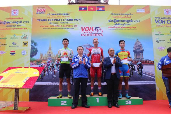 Tay đua người Tây Ban Nha giúp ê-kíp TP.HCM thắng lớn tại Campuchia - Ảnh 3.