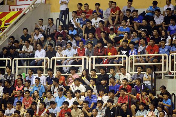 Futsal Việt Nam lần đầu tiên đánh bại Úc - Ảnh 2.