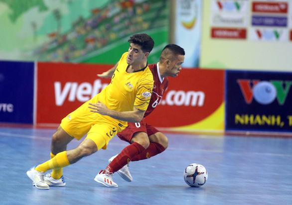 Futsal Việt Nam lần đầu tiên đánh bại Úc - Ảnh 5.