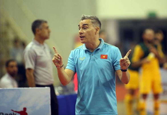 Futsal Việt Nam lần đầu tiên đánh bại Úc - Ảnh 6.