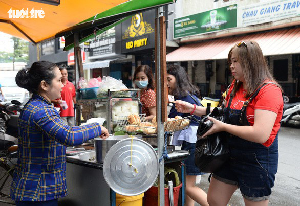 TP.HCM vào top 5 về thức ăn đường phố ngon nhất thế giới - Ảnh 1.