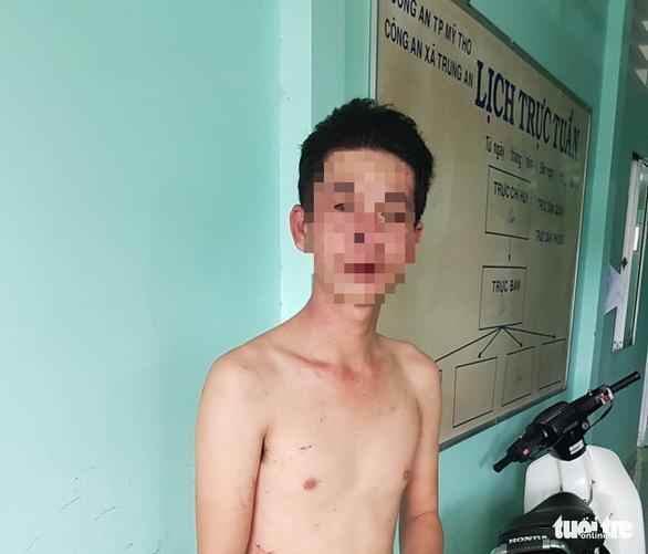Điều tra Facebooker Đàm Vĩnh Hưng nghi kích động bạo lực vụ cha đánh con - Ảnh 1.