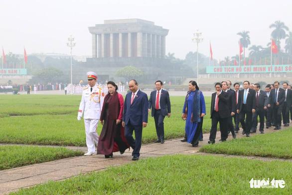 Quốc hội bắt đầu kỳ họp thứ 8 dài kỷ lục - Ảnh 2.