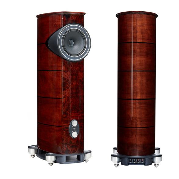 Nhiều dàn máy nghe nhạc giá trị đổ về triển lãm âm thanh - Ảnh 2.