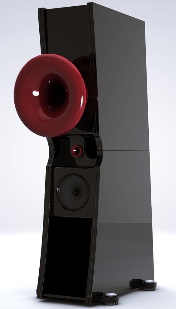 Nhiều dàn máy nghe nhạc giá trị đổ về triển lãm âm thanh - Ảnh 3.