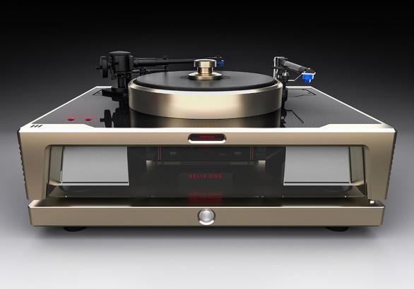 Nhiều dàn máy nghe nhạc giá trị đổ về triển lãm âm thanh - Ảnh 5.