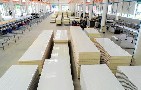 Phương Nam khánh thành nhà máy panel chống cháy trên 10 triệu đô - Ảnh 6.