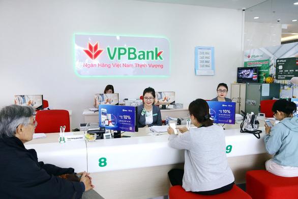 Lợi nhuận trước thuế của VPBank đạt gần 7.200 tỉ đồng - Ảnh 1.