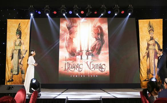 Trương Ngọc Ánh công bố dự án phim điện ảnh Trưng Vương - Ảnh 2.
