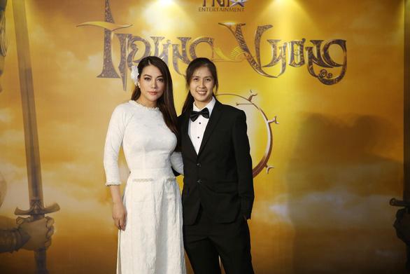 Trương Ngọc Ánh công bố dự án phim điện ảnh Trưng Vương - Ảnh 1.