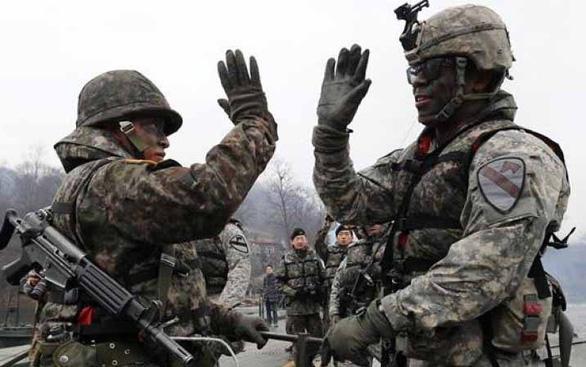 Mỹ rời Syria, Hàn lại lo - Ảnh 1.