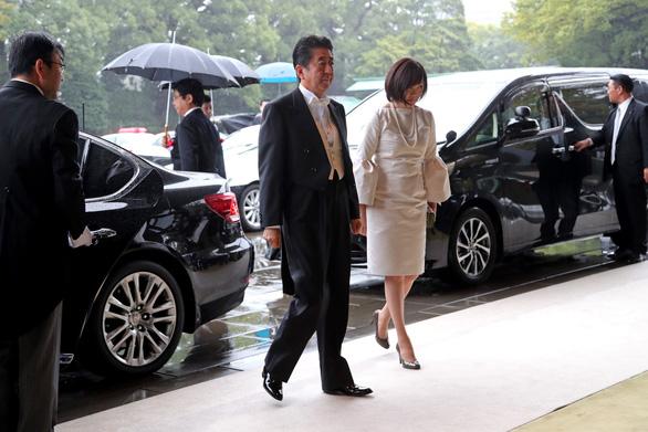 Nhật hoàng Naruhito: Tôi nguyện luôn nghĩ tới người dân - Ảnh 4.