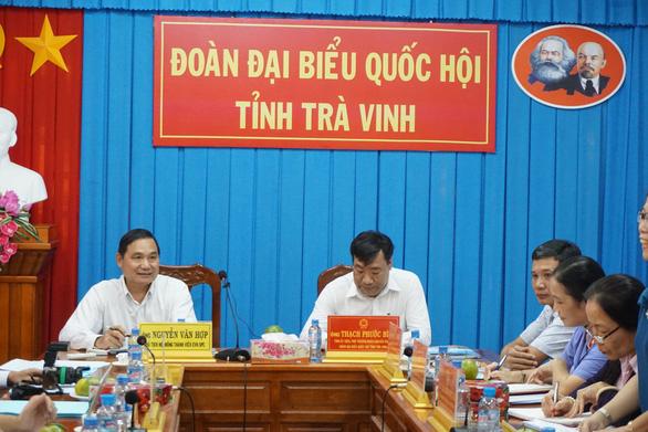 Đại biểu Quốc hội giám sát việc cung cấp điện tại nhiều tỉnh phía Nam - Ảnh 2.