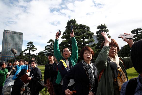 Nhật hoàng Naruhito: Tôi nguyện luôn nghĩ tới người dân - Ảnh 9.