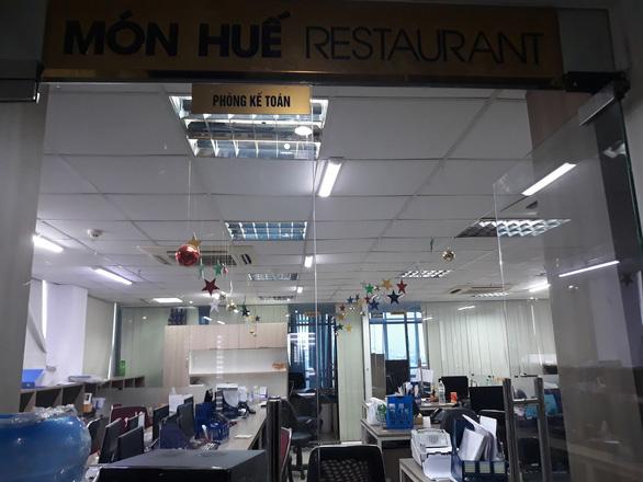 Nhiều cửa hàng Món Huế dừng hoạt động, hơn 100 nhà cung cấp kêu bị nợ tiền - Ảnh 2.