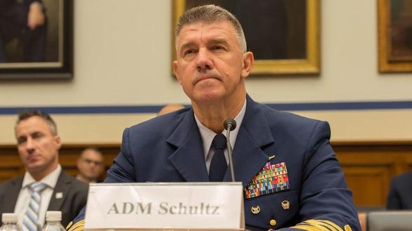 Tư lệnh tuần duyên Mỹ: Hợp tác với Việt Nam đang hết sức tích cực - Ảnh 1.