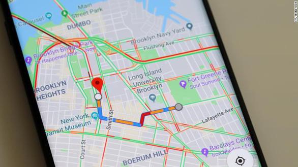 Google Map bổ sung tính năng báo sự cố trên đường - Ảnh 1.