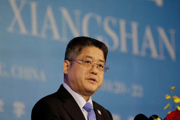Thứ trưởng Ngoại giao Trung Quốc: Mỹ - Trung không nên là kẻ thù - Ảnh 1.