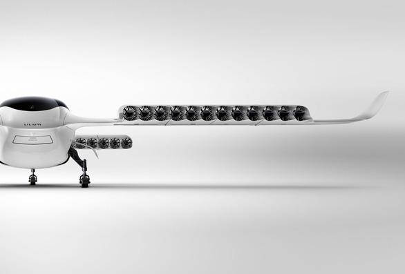 Taxi bay đầu tiên trên thế giới đạt vận tốc 300km/h - Ảnh 4.