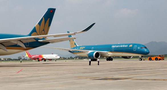 Tăng cường kết nối hàng không trong ASEAN và Trung Quốc - Ảnh 1.