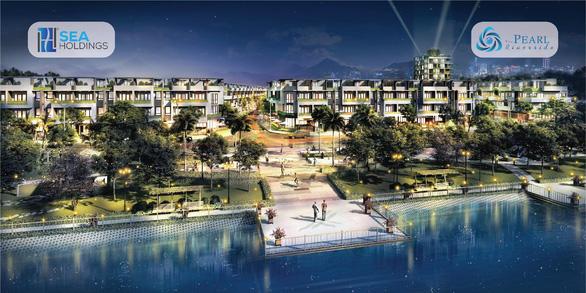 Dự án khu dân cư ven sông hấp dẫn nhà đầu tư - Ảnh 1.