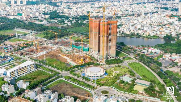 Eco Green Saigon mở bán đợt cuối tòa HR1, M2 - Ảnh 1.