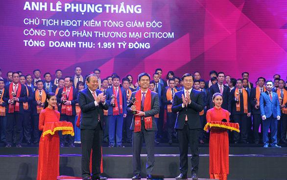 Bình chọn 10 doanh nhân trẻ Việt Nam xuất sắc nhận giải thưởng Sao đỏ 2019 - Ảnh 1.