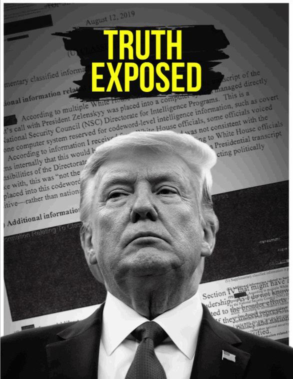 Đảng Dân chủ tung bằng chứng ông Trump phản bội nước Mỹ - Ảnh 2.