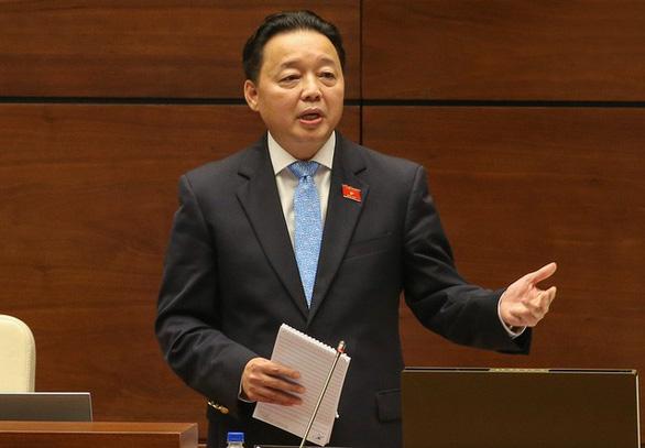 Bộ trưởng Trần Hồng Hà: Dân có thể kiện đơn vị cấp nước bẩn - Ảnh 1.