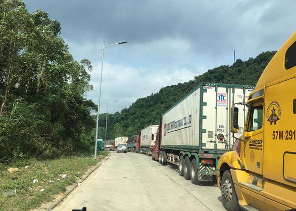 Trung Quốc thắt chuẩn, Việt Nam tính mở thêm cửa khẩu - Ảnh 1.