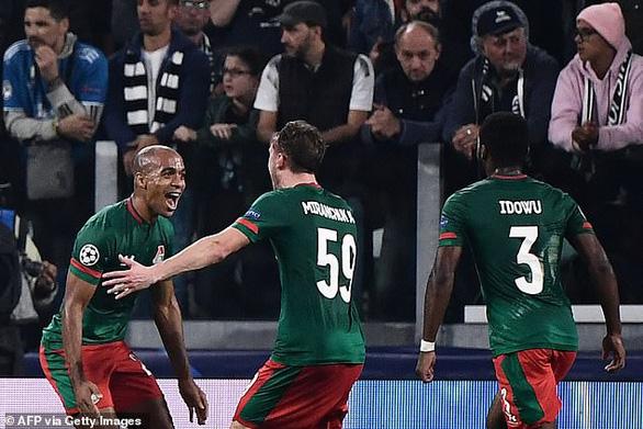 Dybala rực sáng trong 3 phút, Juventus thắng ngược nghẹt thở Lokomotiv Moscow - Ảnh 1.