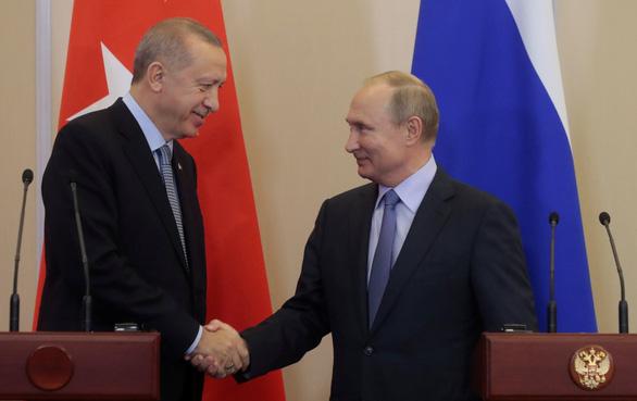 Nga, Thổ đạt thỏa thuận về Syria, mỉa mai vai trò của Mỹ là con số 0 - Ảnh 1.