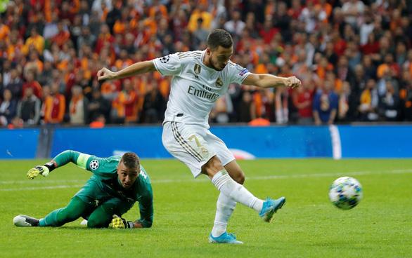 Phung phí cơ hội, Real Madrid chỉ thắng sát nút Galatasaray - Ảnh 2.