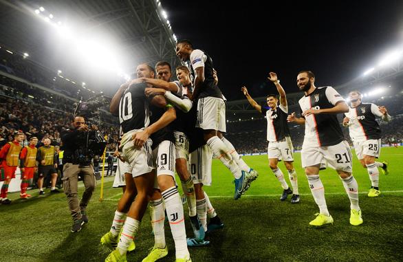Dybala rực sáng trong 3 phút, Juventus thắng ngược nghẹt thở Lokomotiv Moscow - Ảnh 3.