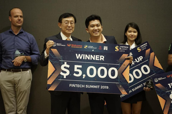 Startup Việt dám mơ lớn, kết nối ngân hàng quy mô toàn cầu - Ảnh 1.