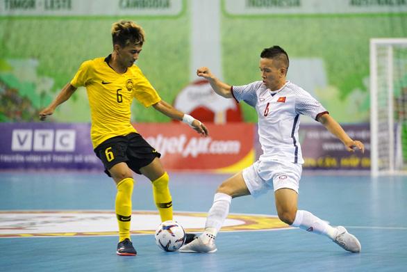 Việt Nam gặp Thái Lan ở bán kết futsal Đông Nam Á 2019 - Ảnh 2.