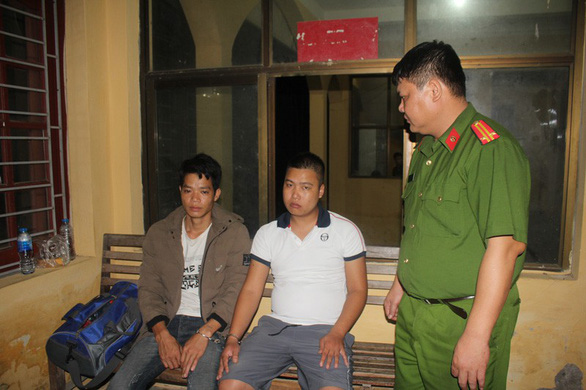 Khởi tố, bắt tạm giam 3 bị can đổ dầu thải vào nguồn nước nhà máy Sông Đà - Ảnh 1.