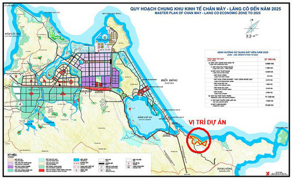 Huế chưa cho phép xây khu du lịch tâm linh ở núi Hải Vân - Ảnh 1.