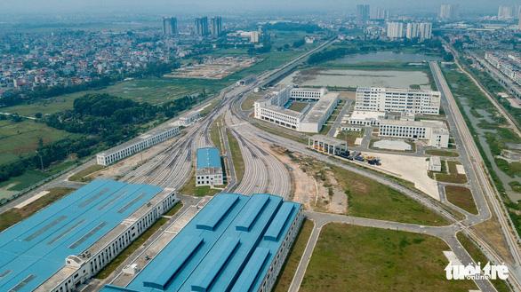 Khó hoàn thành nghiệm thu đường sắt Cát Linh - Hà Đông vào 31-12 - Ảnh 3.