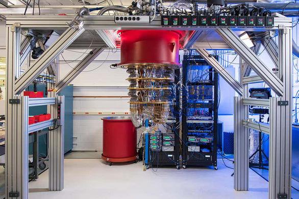 Google công bố máy tính lượng tử giải quyết phép tính 'không thể' chỉ trong 200 giây - Ảnh 1.