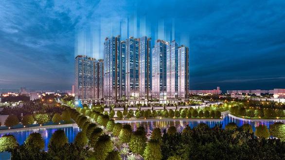 Ưu đãi lớn khi mua Sunshine City Sài Gòn ngay trong tháng 10 - Ảnh 1.