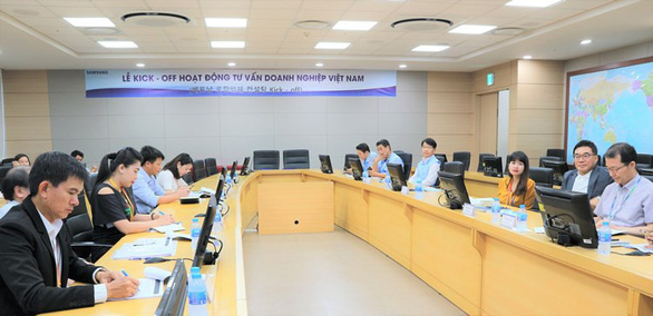 Tôn Đông Á từng bước tham gia chuỗi cung ứng ngành sản xuất thiết bị gia dụng - Ảnh 2.