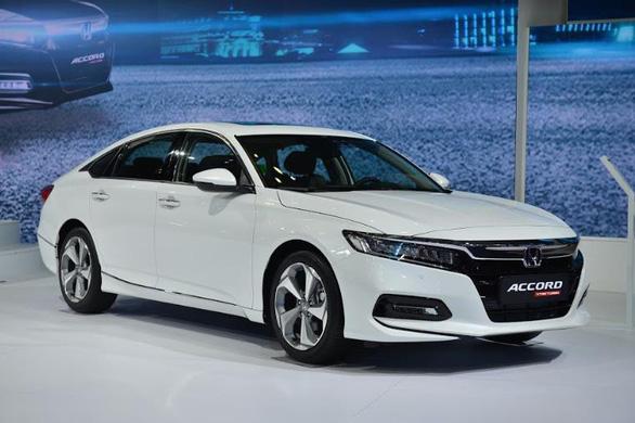 Honda Việt Nam giới thiệu mẫu xe Honda Accord hoàn toàn mới - Ảnh 2.
