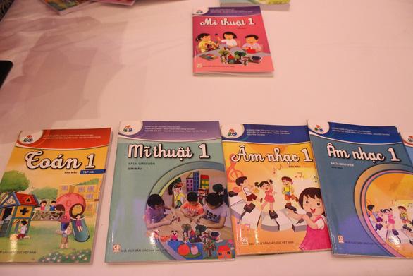 NXB Giáo dục công bố bốn bộ Sách giáo khoa lớp 1 mới - Ảnh 3.